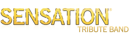 Sensation ABBA Tribute Band logo