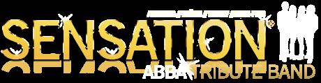 Sensation ABBA Tribute Band logo
